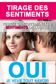 test gratuit sentiments